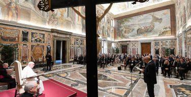 Папа: аборт – это убийство, соучастие в нём недопустимо
