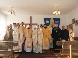 Встреча священников византийского обряда со своим Ординарием