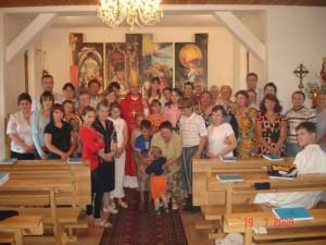 Община католического прихода в Славгороде