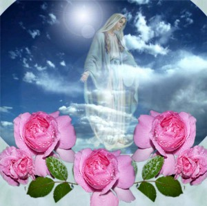 Дева Мария Царица Розария
