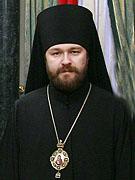 Архиепископ Иларион Алфеев, председатель ОВЦС МП