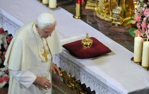 Бенедикт XVI в Чехии