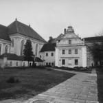 Здание духовной семинарии в Каунасе