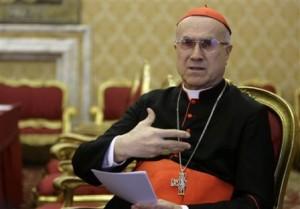 Кардинал Бертоне