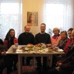 Латгальцы в Куйбышеве