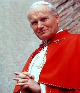 Досточтимый Иоанн Павел II, Папа Римский