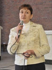 Историк Татьяна Недзелюк