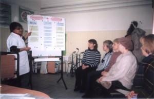 Семинар Патронажной службы в Омске