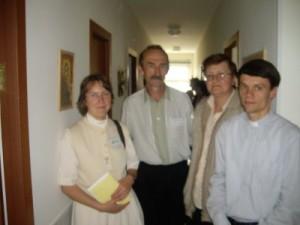 Участники семинара из прихода Тальменки