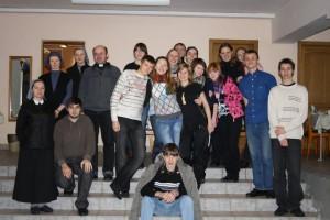 Встреча молодежи в Челябинске