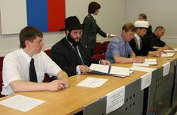 Подписаны соглашения о сотрудничестве между ГУВД по Алтайскому краю и ведущими религиозными конфессиями