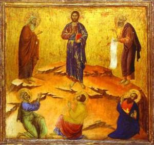 Duccio. Maiesta.