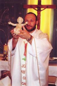 Рождественское богослужение: о. Анджей Обуховский