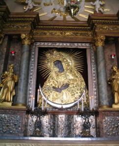 Матерь Божия Остробрамская