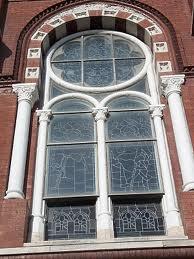 Католические окна