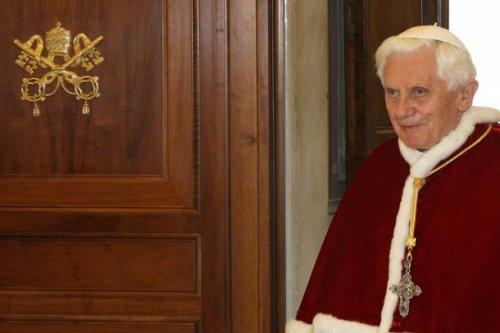Бенедикт XVI празднует 84-й день рождения