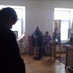 Владыка Иосиф Верт в Санкт-Петербурге