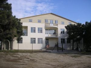 Приют в Баку