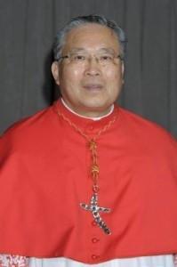Архиепископ Сеула кардинал Андрей Ём Су Чжун
