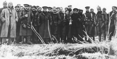 Рождество 1914: необычное перемирие на фронте Первой мировой войны