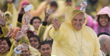 Визит Папы Франциска на Филиппины продолжается: день второй