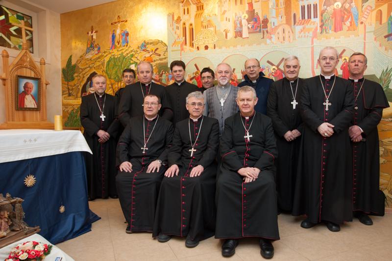 Братская встреча католических епископов в Новосибирске. День третий, заключительный.