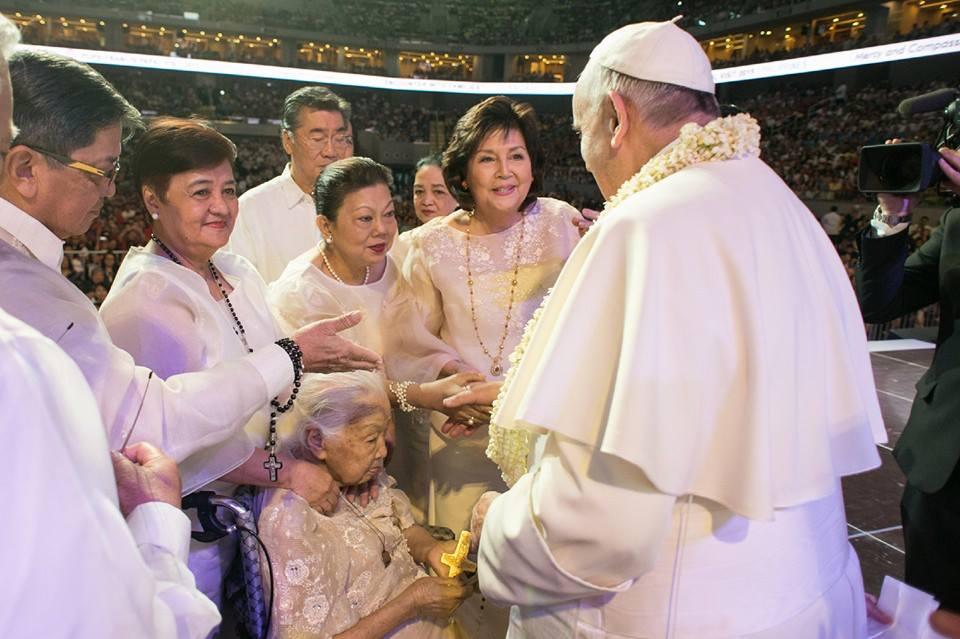 Итоги первого дня апостольского визита Папы Франциска на Филиппины