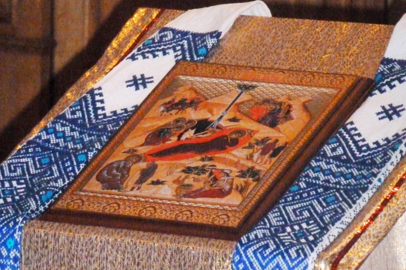 Новосибирские греко-католики встретили Рождество Христово по Юлианскому календарю