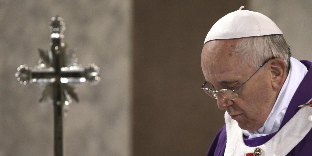 Послание Папы Франциска на Великий Пост-2015