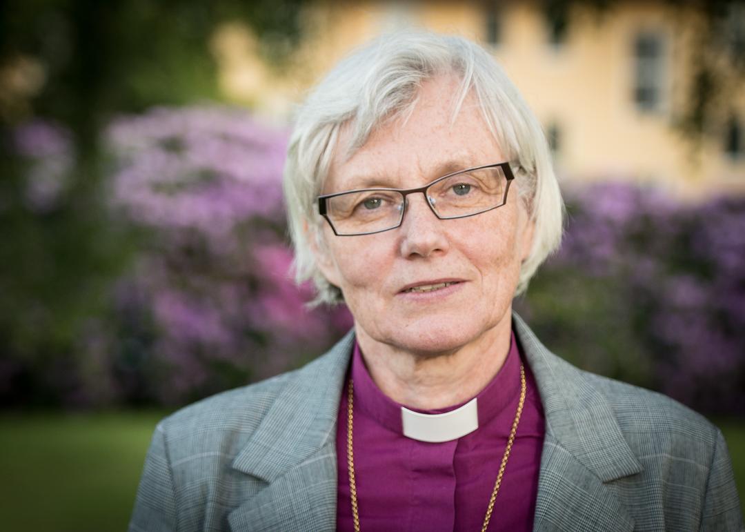 Папа Франциск принял женщину-архиепископа Уппсалы из Евангелическо-лютеранской Церкви Швеции