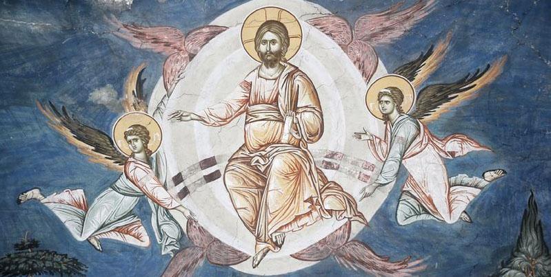 5 мая. Вознесение Господне. Торжество
