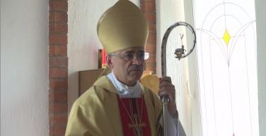 Слово епископа Иосифа Верта, произнесенное 14 июня 2015 года во время освящения Храма Воскресения Господня в поселке Краснозерское