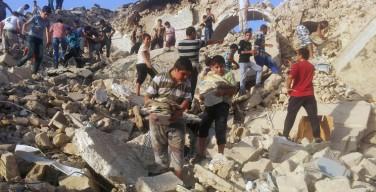 СМИ: боевики ИГ сравняли с землей могилу святого пророка Ионы в Мосуле