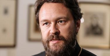 Митрополит Иларион: «Моя надежда в том, что не некий будущий Папа встретится с некиим будущим Патриархом, но нынешние двое»