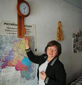 Прихожанка Людмила Сухарева