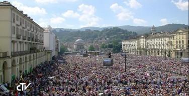 Папа Франциск прибыл в Турин: «Нет!» — экономике отбросов