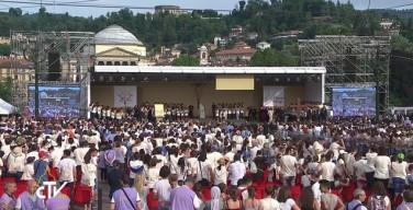 Папа – туринской молодёжи: идите против течения, будьте целомудренны