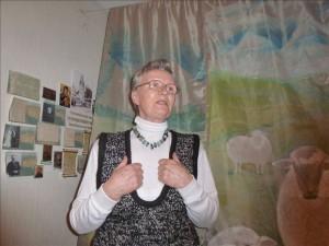Татьяна Филипповна Терехова
