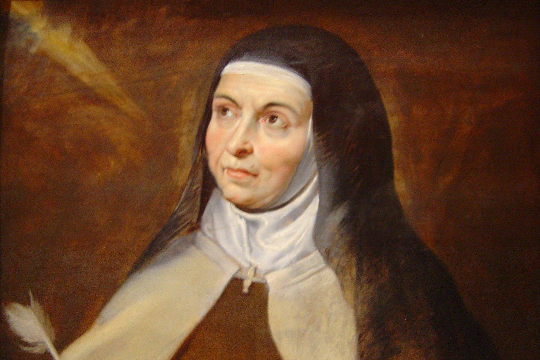 Жизнь В Молитве Св Тереза Авильская