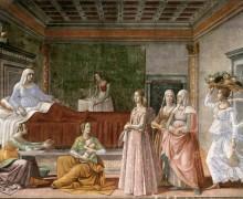 24 июня. Рождество Святого Иоанна, Предтечи и Крестителя Господня. Торжество