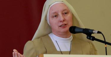 Сестра Павла Бобер: «Не хорошо человеку быть одному»