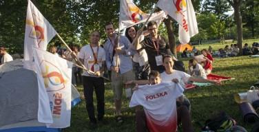 Краковская молодежь на встрече со Святейшим Отцом в Турине