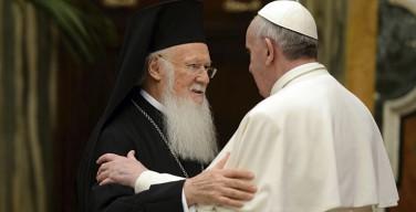Патриарх Варфоломей об энциклике Папы Франциска «Laudato si»