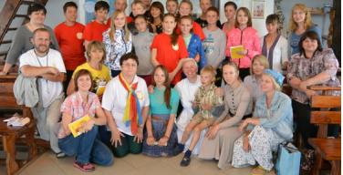 «Каникулы с Богом» на севере Кузбасса (часть вторая)