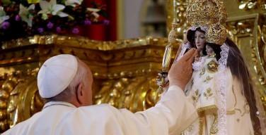 Последний день пребывания Папы Франциска в Эквадоре. Среда, 8 июля 2015 года