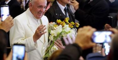 Папа: Боливия может создать новый культурный синтез. Встреча с властями Боливии