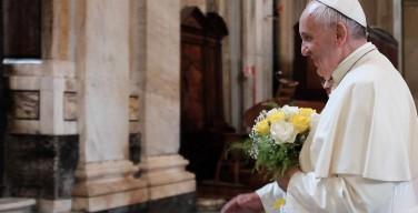 Папа поблагодарил Пресвятую Богородицу за успешный визит в Латинскую Америку