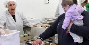 Милан: ужины солидарности с самыми бедными