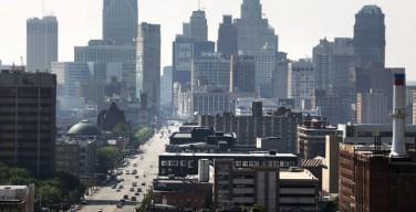 Статую сатаны открыли в Детройте