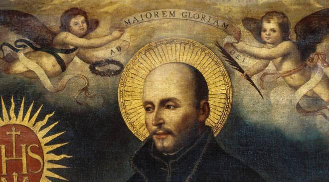 31 июля. Святой Игнатий Лойола, священник. Память